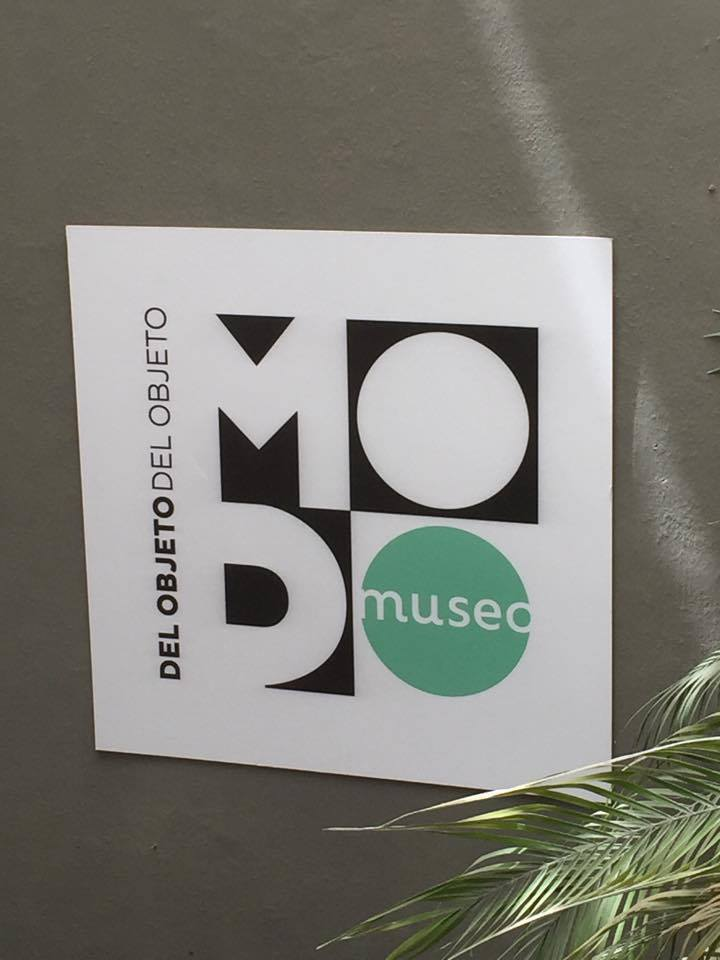 MODO Sign