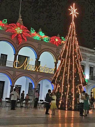 Veracruz Zócalo Danzón 2