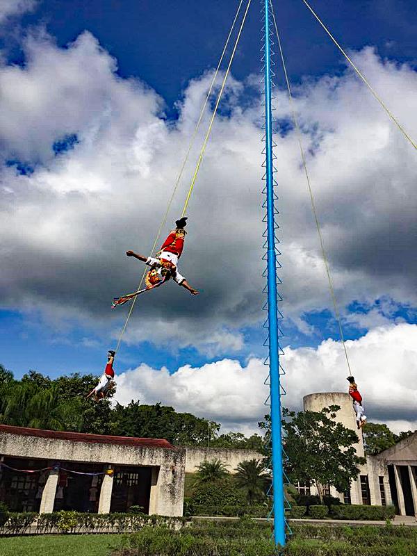 Veracruz Papantla Tajín Voladores 2