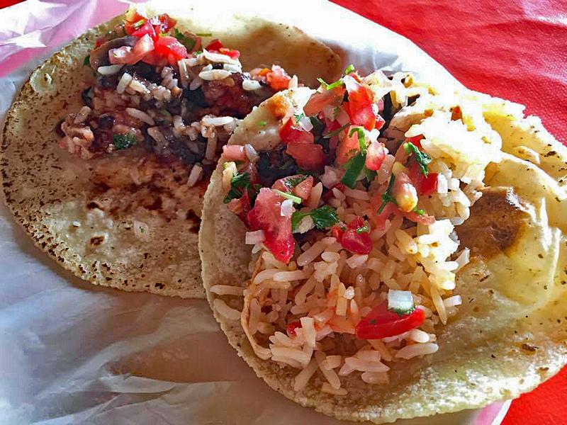 Veracruz Papantla Tacos en Camino 1