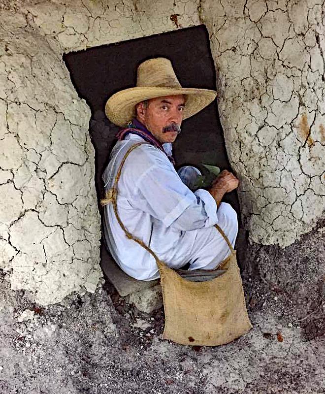José Luis Entrada Temazcal 3
