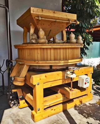 Origo Flour Mill 1