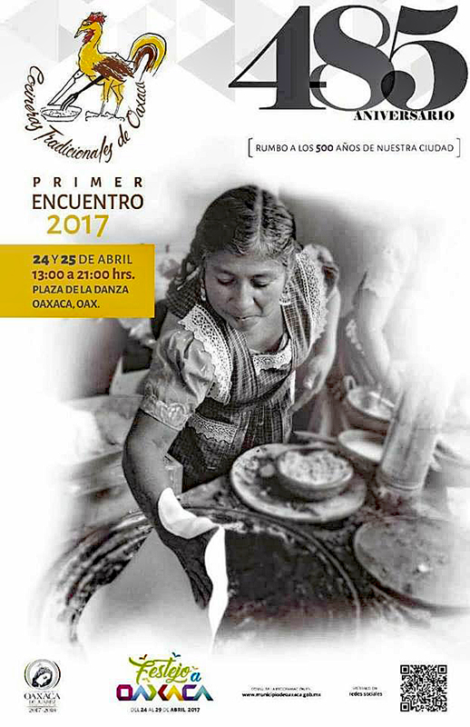 Encuentro Oaxaca Poster 2017 1