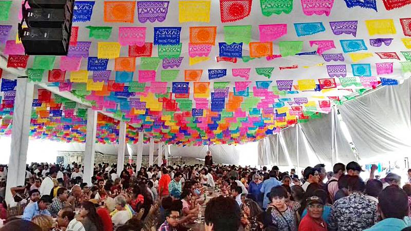 Oaxaca Plaza de la Danza 2a Wide