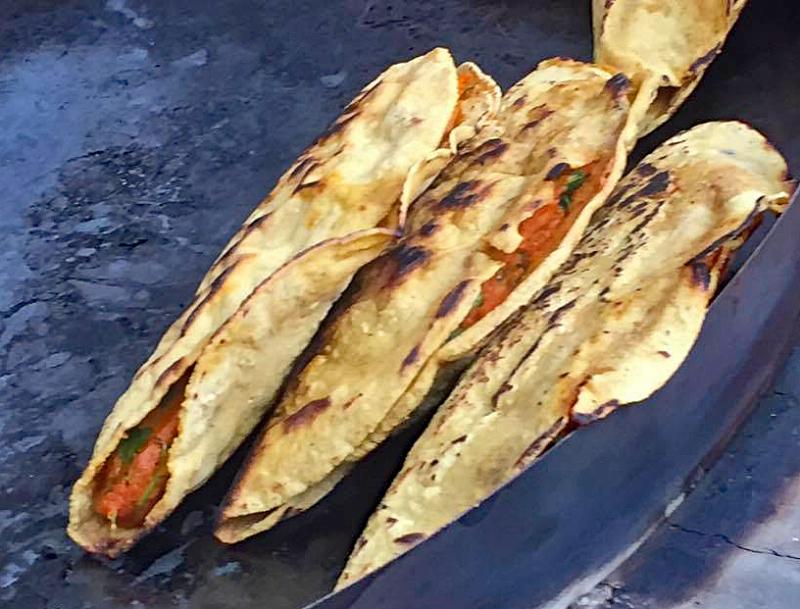 Empanadas de doña Martina Sánchez 1