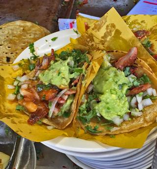 Tacos Franc 2 Tacos al Pastor MC