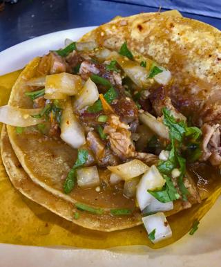 Tacos Franc Suadero MC