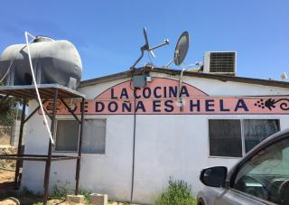 Doña Esthela Outside MC