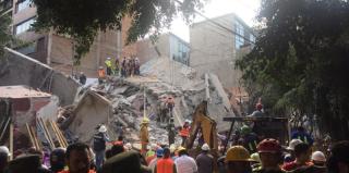 El País Condesa Colapsado