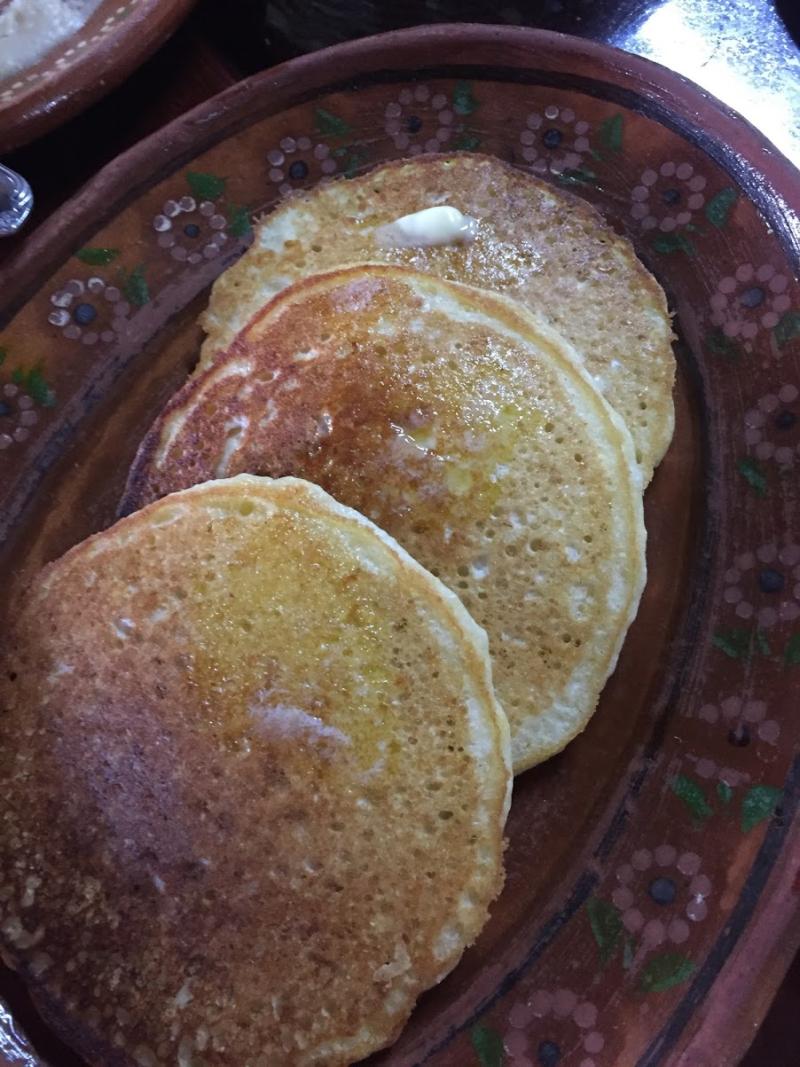Doña Esthela Hotcakes de Elote