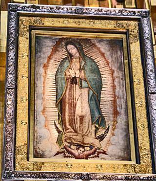 Basílica Framed Tilma 1