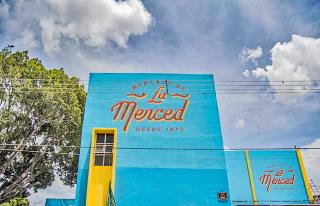 Mercado de la Merced Oaxaca Exterior