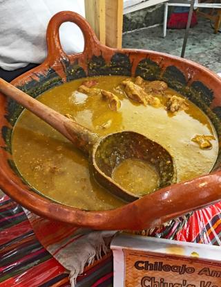 Chileajo Amarillo Cazuela 1