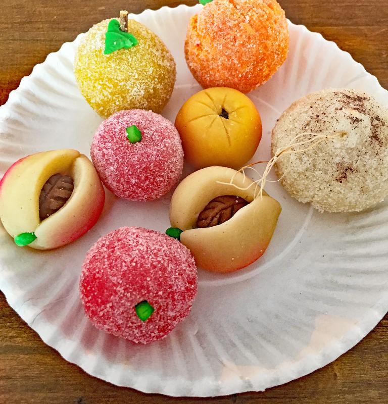 Frutos de Mazapán