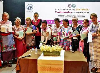 Conferencia Conmovidora Cocineras Tradicionales