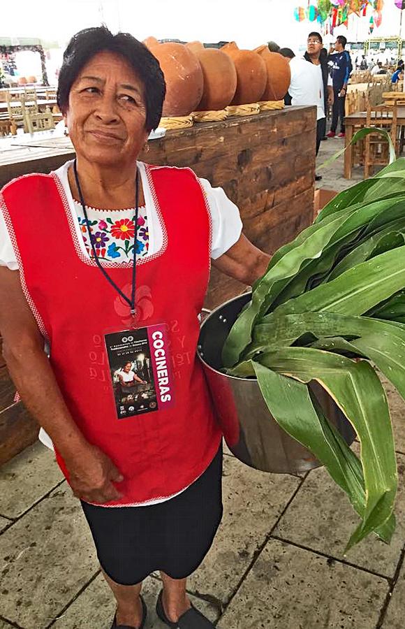 Encuentro Día 2 Doña Concepción con Hoja de Milpa 28th