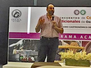 Encuentro Día 3 Rafa Speaking Tortilla