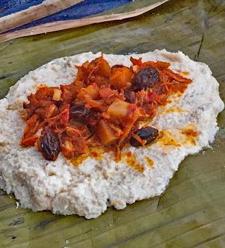 Encuentro Ingredientes Tamales de Cambray 1