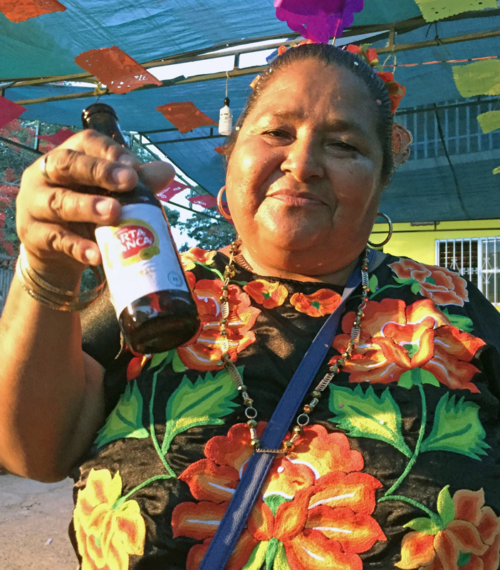 Silvana Tehuantepec María del Carmen