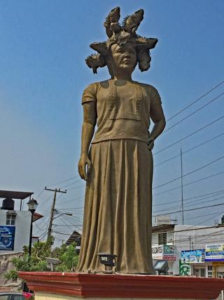 Silvana Juchitán Iguana Lady