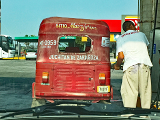 MotoTaxi Juchitán MORENA