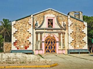 Silvana San Mateo del Mar Parroquia San Mateo Apóstol