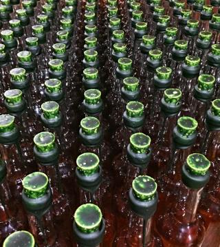 Ilegal Botellas Llenas
