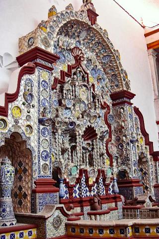 Fuente Casa Risco San Ángel