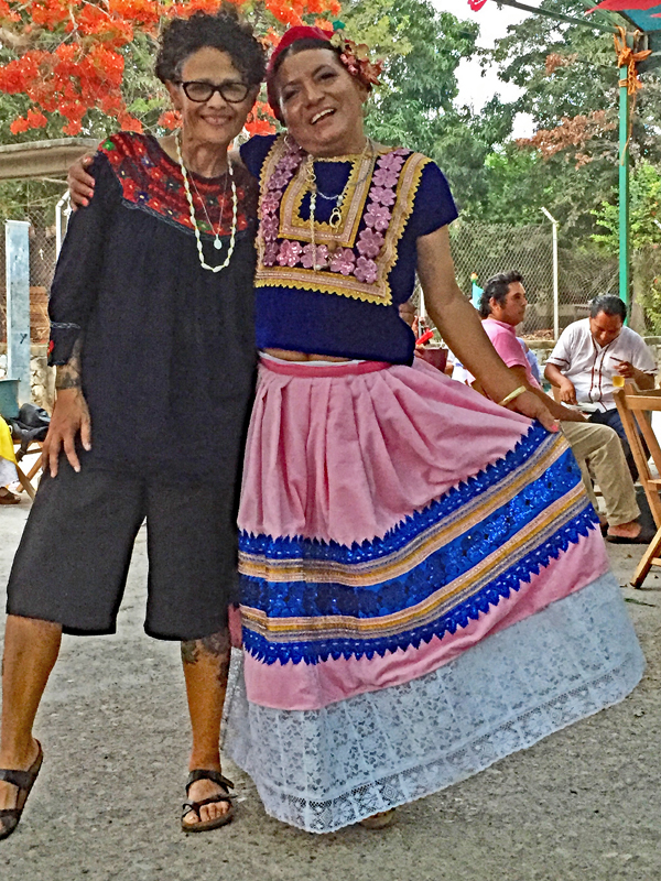 Silvana Tehuantepec Baile