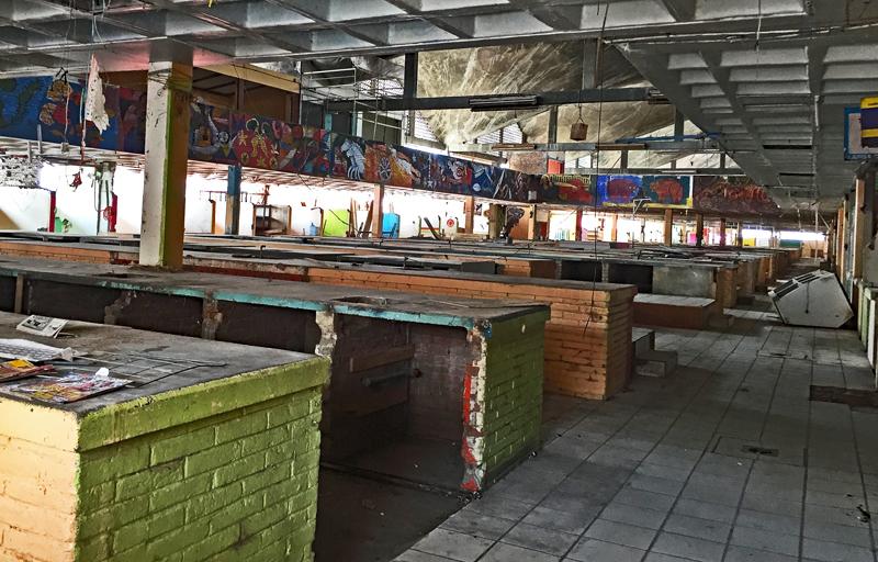 Silvana Juchitán Mercado Municipal