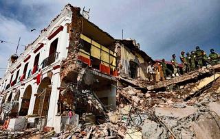 Silvana Juchitán Municipio sismo