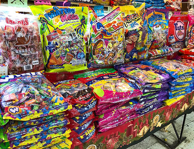 Dulces para Piñatas Medellín 2018 1