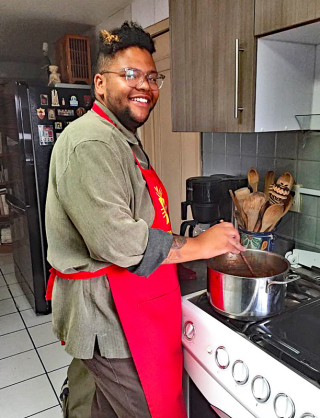 Cristina B'day 2018 Chef Eríc 1