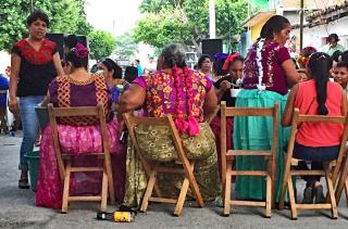 Silvana Tehuantepec Older Women 1