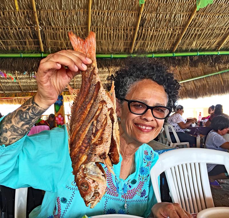 Silvana Salina Cruz Huachinango