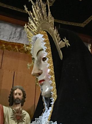Ntra Sra de la Soledad Teotitlán del Valle May 2018 1