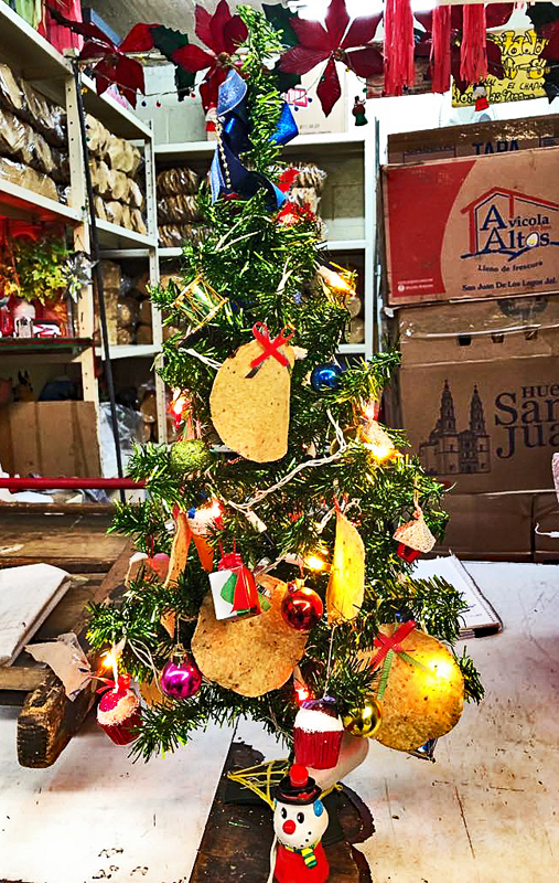 Tostada Tree Mercado de Jamaica 31 dic 2018 1a