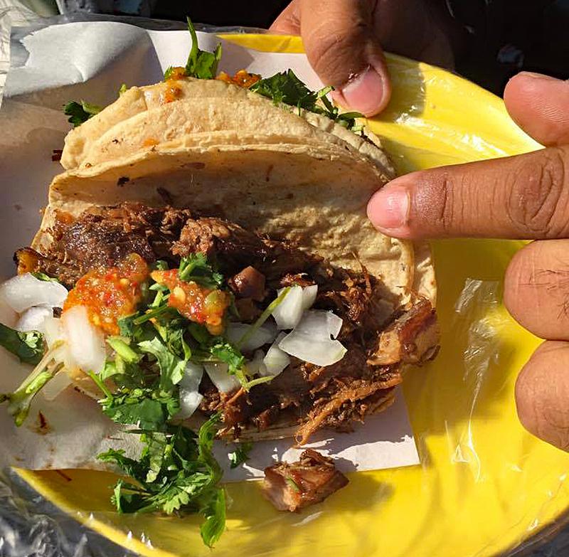 Carnitas Taco 1