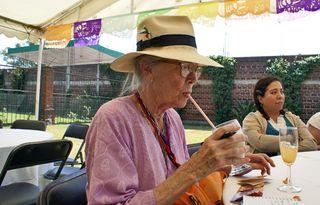 Distilería 9 Betty Fussell