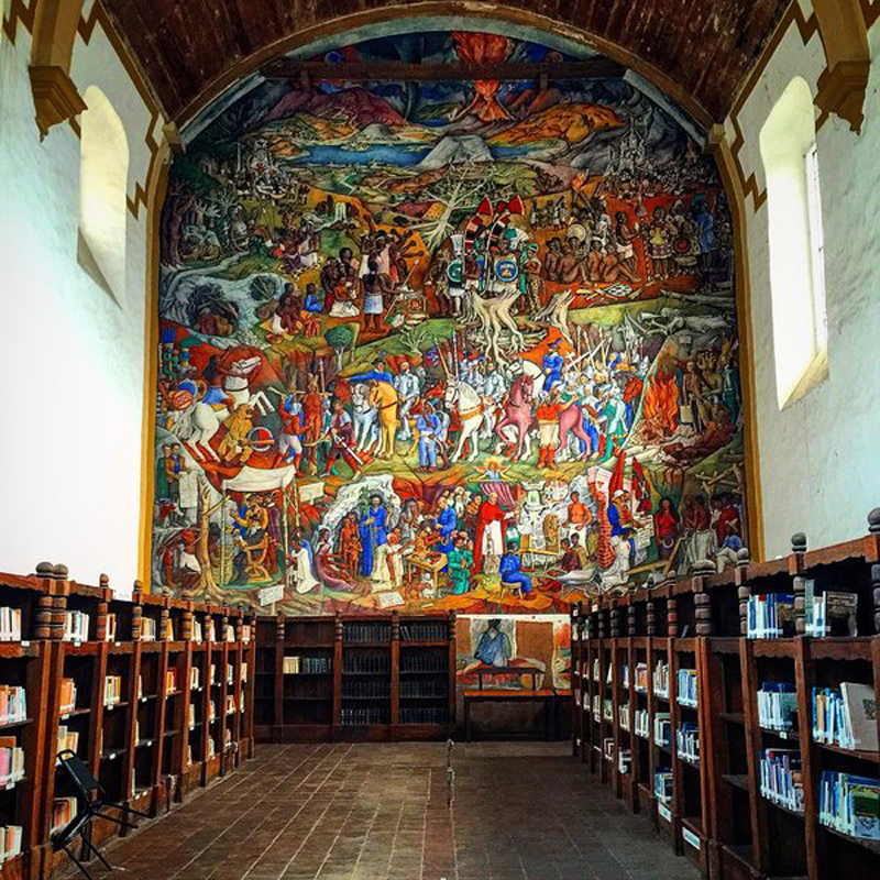 Biblioteca Gertrudis Bocanegra