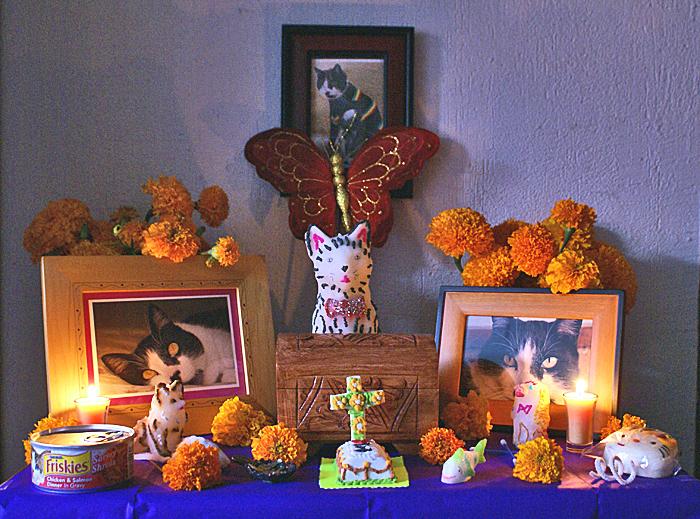 Chepo Ofrenda de Noche Nov 2 2010