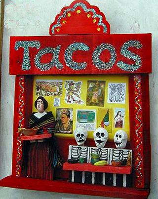 Muertos Taco Stand Miguel Paredes 1