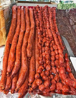 Chorizo Oaxaqueño y Longaniza 1a
