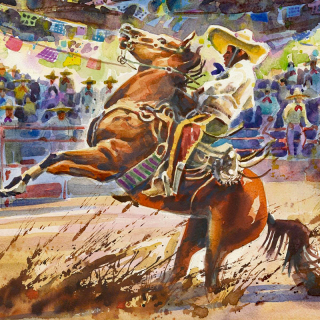 Jineteo de caballos