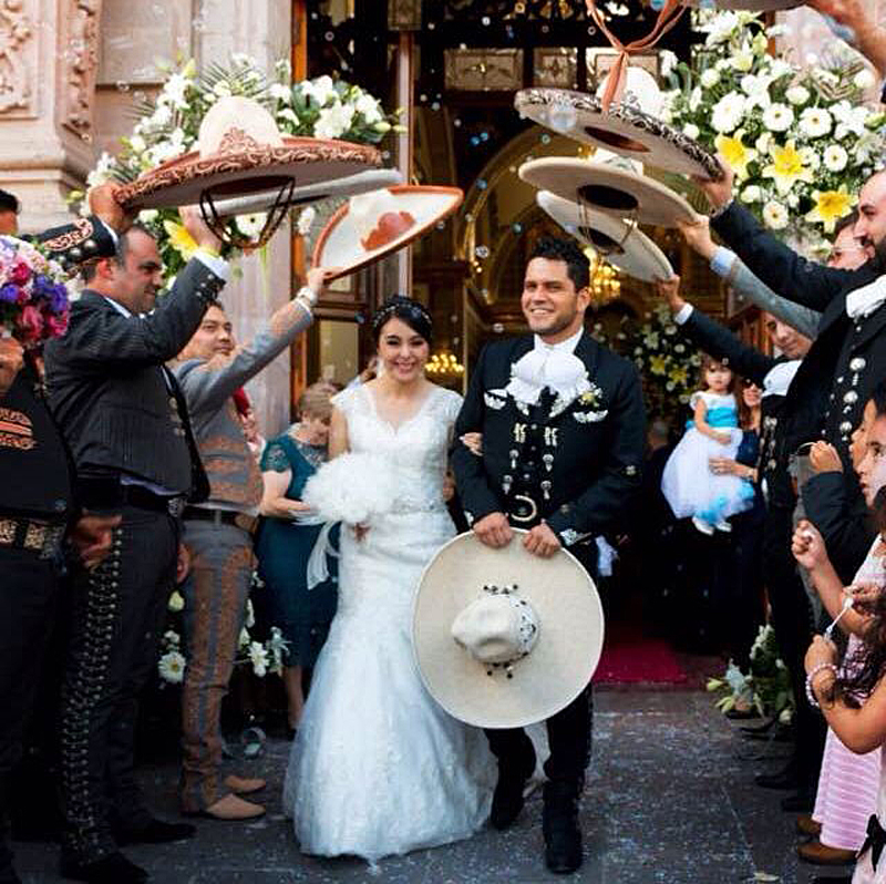 Charro Wedding