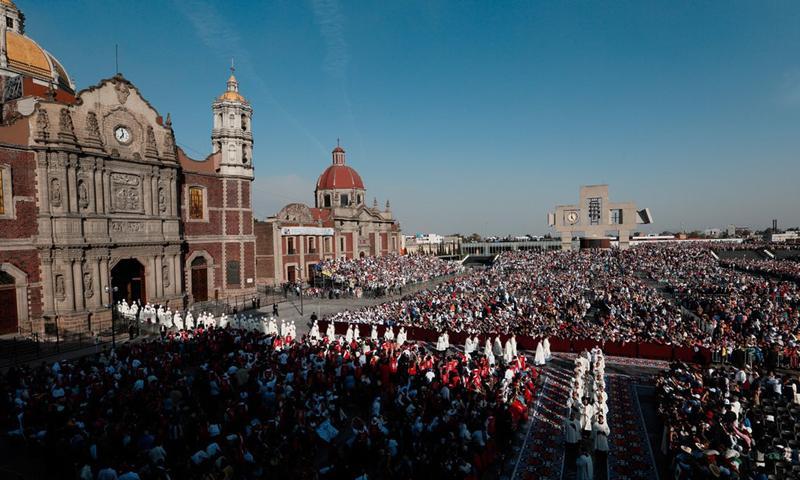Pilgrimage NSG Basílica