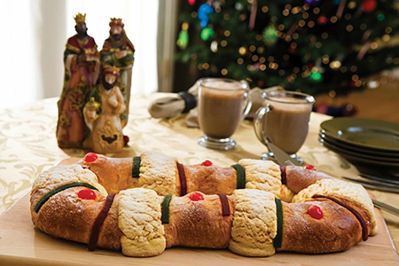 Rosca de Reyes Mex Gob
