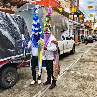 Moorish Dancers San Jerónimo Fiesta Patronal