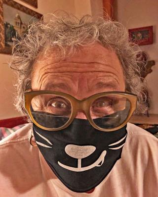 Cristina Cat Mask Covid-19 1