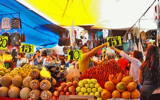 Tianguiq frutas